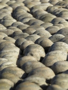 taksim monument pebbles