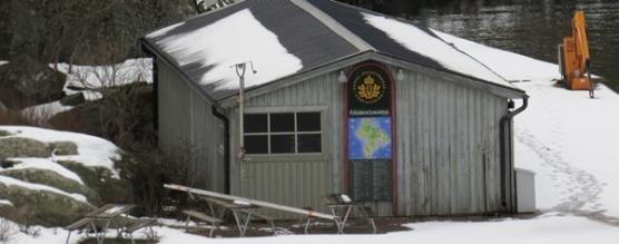 djurgården shed