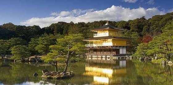 kyoto-golden-temple - telegraph.co uk