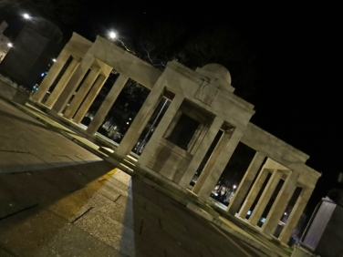 The Brighton War Memorial