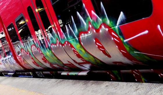 danish train