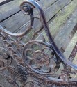 weathered bench 1