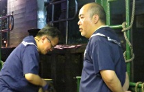 all hands on deck, star ferry