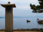 Miyajima harbor -featured