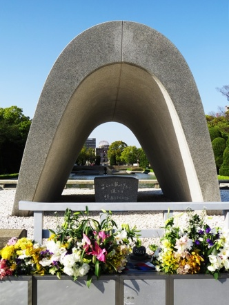 The Memorial Cenotaph. x