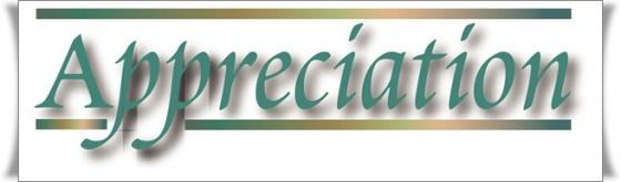 Appreciation-afraidtoask com