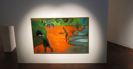Peter Doig intensity