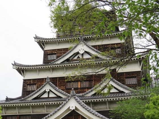 The tenshu