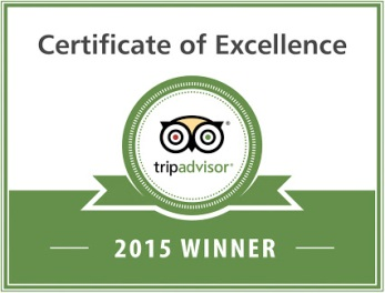 tripadvisor award - google plus