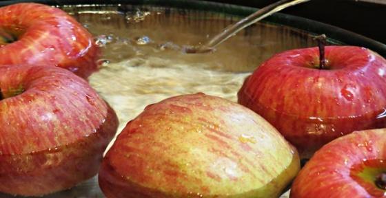 apple bath