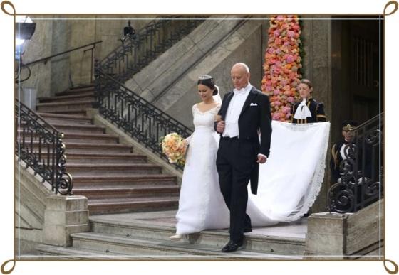 Bride and father - kandisnyheter nu