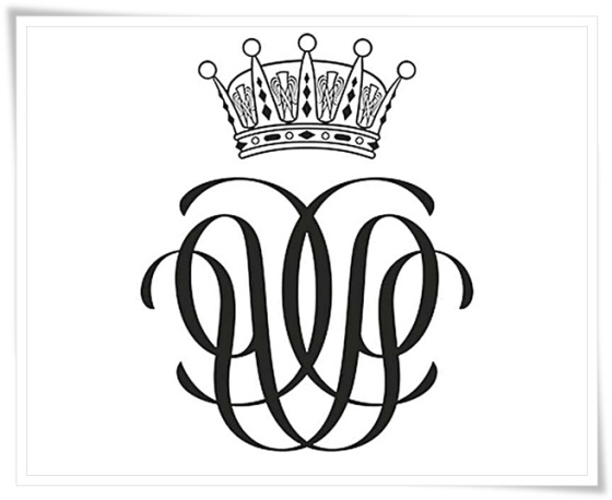 carl philip and sofia monogram - dn se