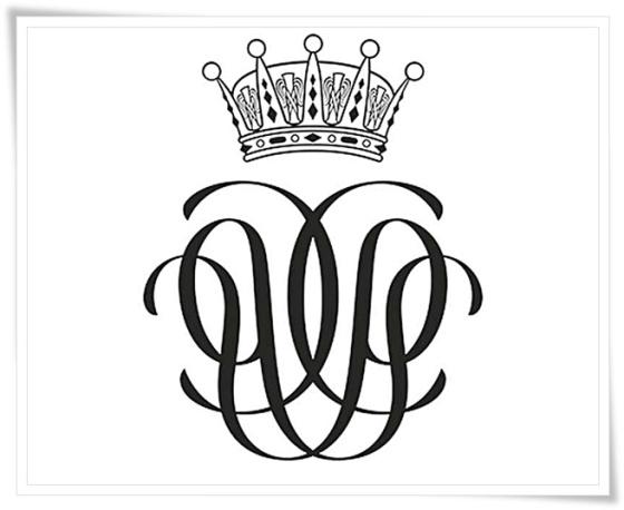 carl philip and sofia monogram - dn se