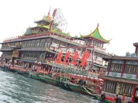 floating jumbo restaurant & fishmarket