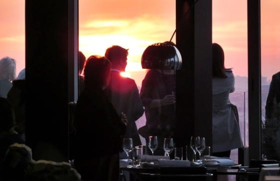 milka sunset