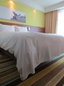 comfy hotel bed, Warsaw
