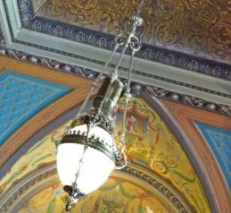 entrance lamp