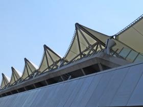 stadium detail