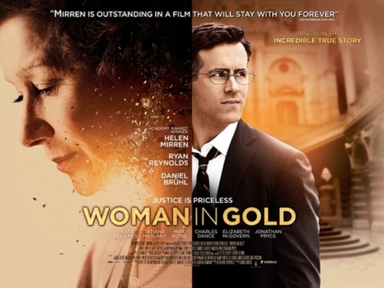 woman in gold - cliomuse com