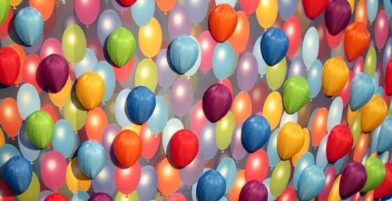 balloons on ballon