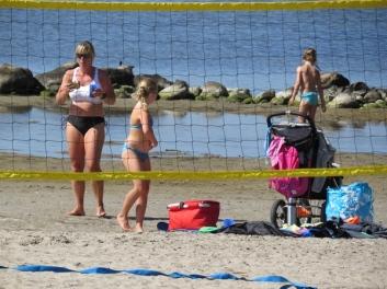 familyfun on the beach