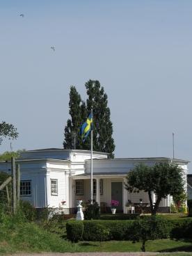Landskronas white house