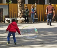 chasing bubbles