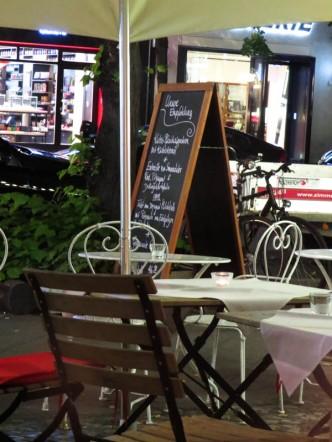 Restaurant Dreigut, Berlin