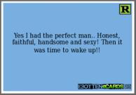 perfect man - rottenecards.com