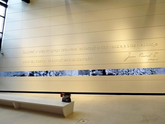 John Paul II room