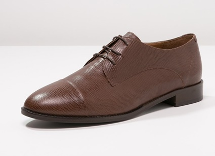 leather Brogues - zalando se