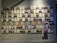 wall of arrested