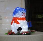 bling snowman