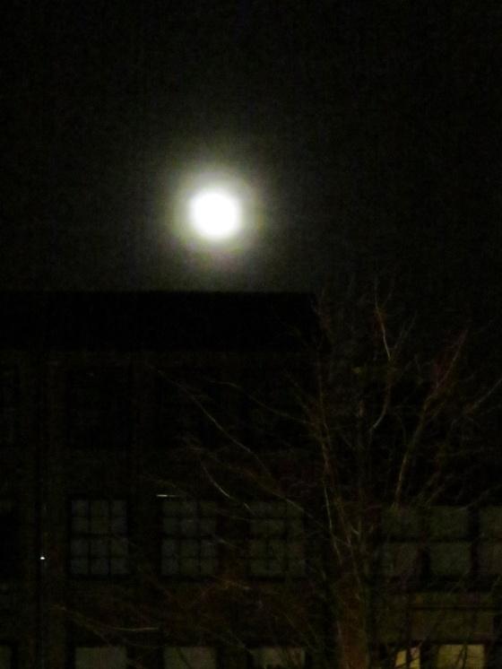 belfast full moon