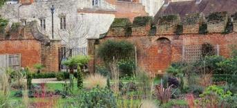 bishop palace garden