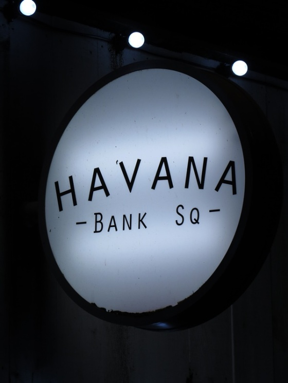 havanna sign