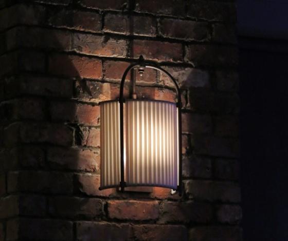 restaurant lamp