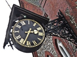 st michael's clock - featured