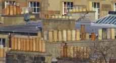 edinburgh chimneys