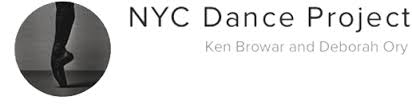 NYC Dance project - logo