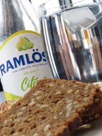 danish bread and swedish water