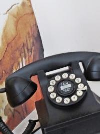 hotel room phone