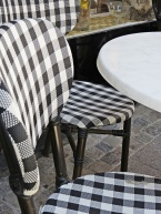 love the cafe chairs