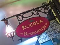 rucola sign