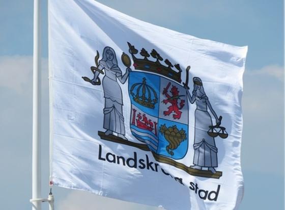 town flag