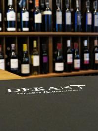 dekant menu