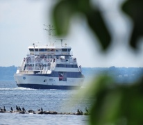 little Ven ferry