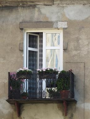 mala balcony