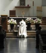 midday mass