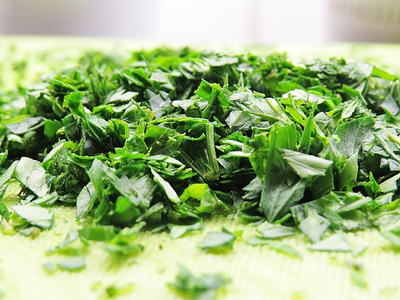 mint & parsley